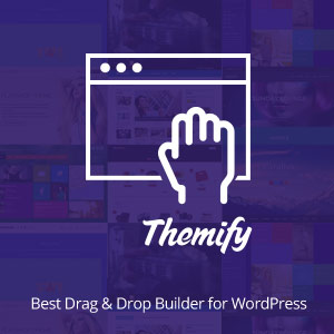 Themify – Page Designer and Builder for WordPress